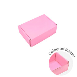 Small Premium Mailing Box | Gift Box - All in One - Light Pink