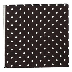 Napkins - 3ply - 33cm x 33cm - 16pcs - Black Dots