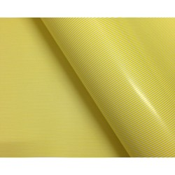 Wrapping Paper - 500mm x 60M - Yellow Stripes