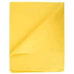 Tissue Paper Ream 750mm x 500mm, 480 Sheets - Yellow