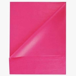 Tissue Paper Ream 750mm x 500mm, 480 Sheets - Hot Pink