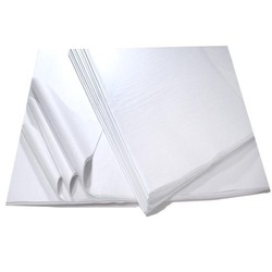 Tissue Paper Ream 440mm x 660mm, 500 Sheets - White