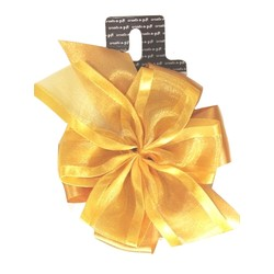 Create a gift - Luxury Double Bow - Gold