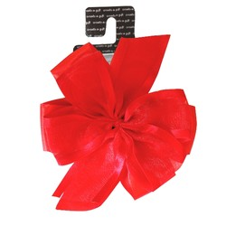 Create a gift - Luxury Double Bow - Red