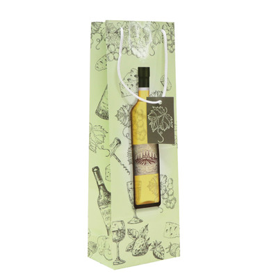 Everyday Wine Bottle Bags - White Wine Bottle Design
