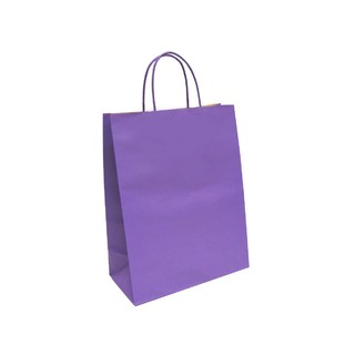 Kraft Bags - Medium - Purple