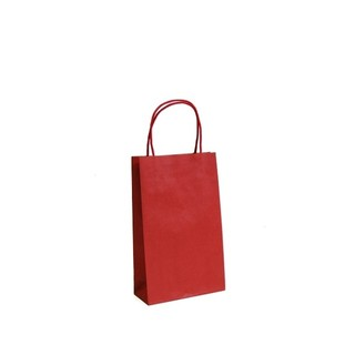 Kraft Bags - Small - Red