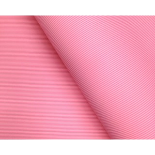 Wrapping Paper - 500mm x 60M - Pink Stripes